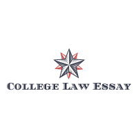 College Law Essay